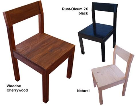home dzine home diy make a basic dining chair