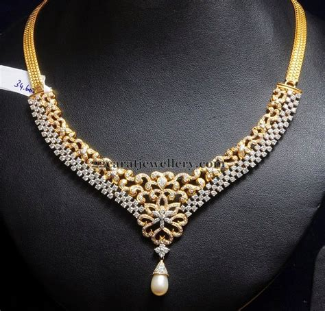 Gold Necklace Designs In 20 Grams   Best Necklace 2017