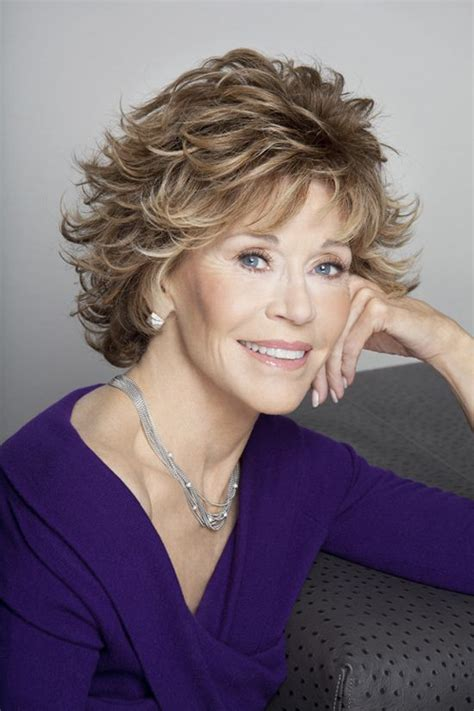 jane fonda hair colo jane fonda wow pinterest