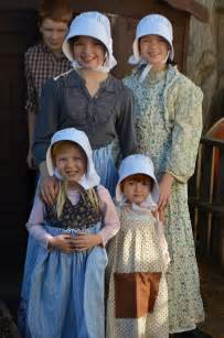 house on the prairie dressing up clothes