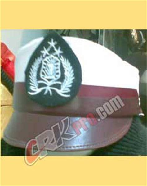 Topi Polisi Anak penjahit konveksi pakaian seragam baju karakter kostum