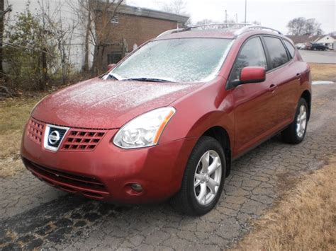 service manual car owners manuals for sale 2008 nissan rogue transmission control used 2008