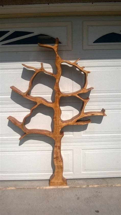 build a tree shaped bookshelf diy projects for everyone