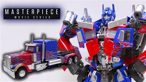 film robot transformer youtube transforming mpm 4 masterpiece movie optimus prime robot