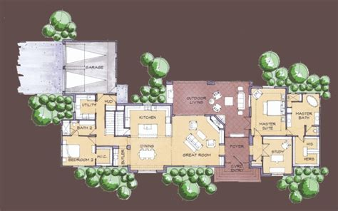 mid century modern floor plans unique house house plans