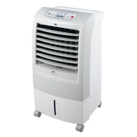 15l portable evaporative air cooler air purifier with anti bacterial ioniser and humidifier
