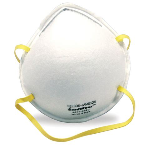 Masker N95 ace surgical supply co inc n95 particulate respirator