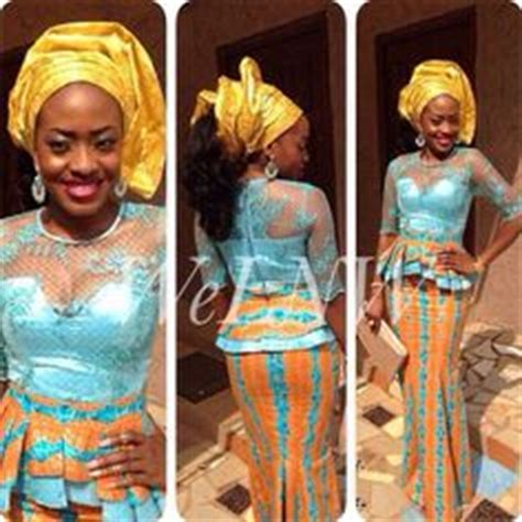nigerian blouse and wrapper styles google search 1000 images about blouse and wrapper on pinterest