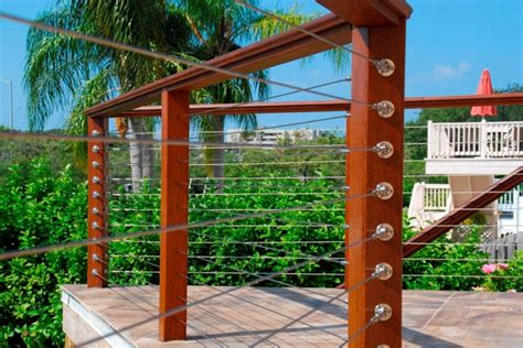 top 28 cable railing cost per foot feeney cable rail get the unobtrusive view you are