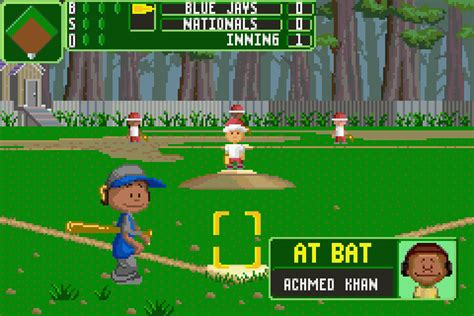 Backyard Baseball Play Backyard Baseball 2006 Gamefabrique