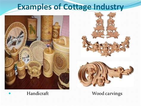Exle Of Cottage Industry by Introduction To Industrialization
