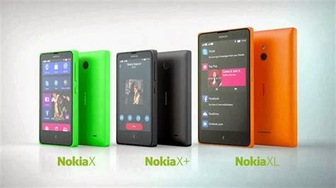 Nokia Android Phones X Series | nokia x series android os mobile phones in india start