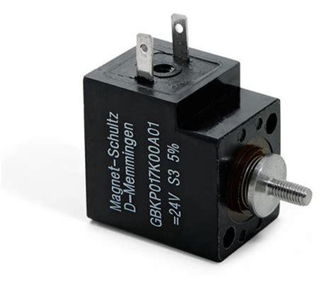 bureau europ馥n de pr騅oyance electro aimant de manoeuvre miniature type gbkk017