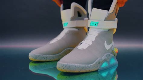 nike future shoes nike is releasing limited edition nike mag self lacing