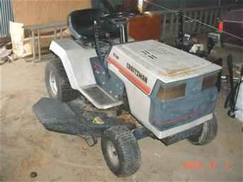 Used Farm Tractors For Sale Riding Lawn Tractor 2003 12