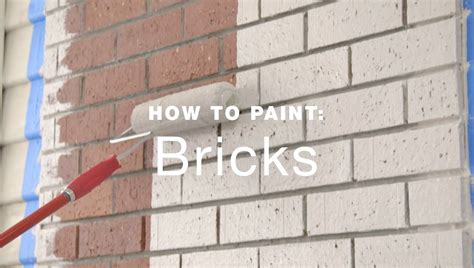 brick paint colors how to paint exterior brick walls home