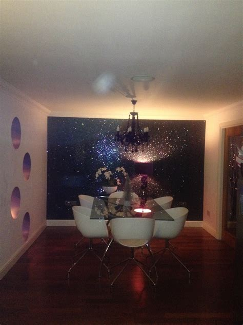 glitter wallpaper room designs style pantry interior style inspiration make your walls