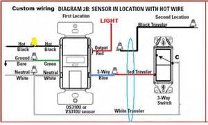 replacing 3way switch with motion sensor doityourself community forums
