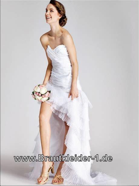 Brautkleider Lang by Brautkleid Kurz Und Lang