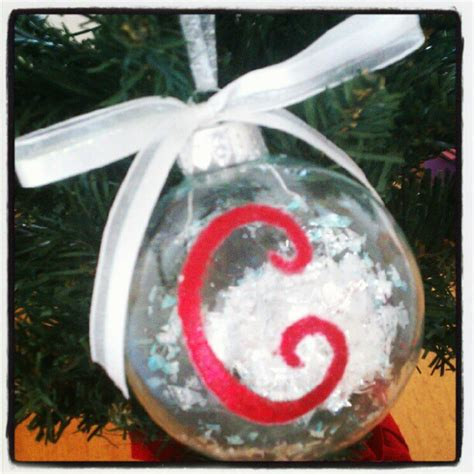 diy personalized ornaments diy personalized ornaments
