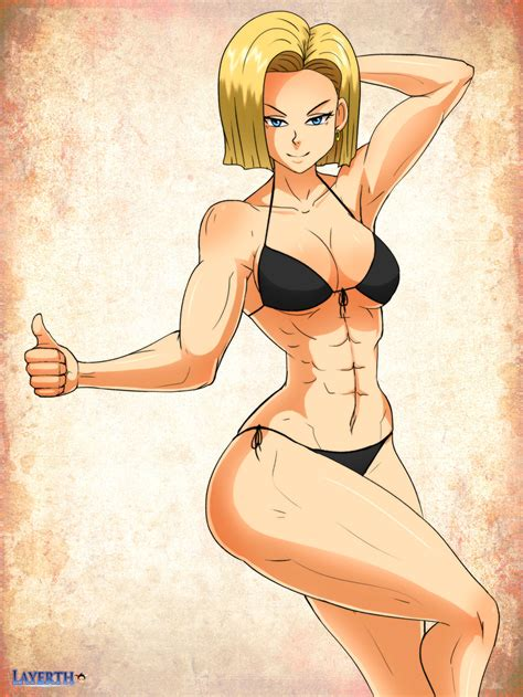 ecchi android android 18 by elee0228 on deviantart