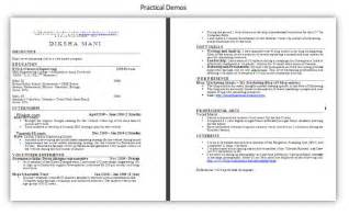 effective resume writing twenty19