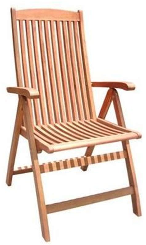 wood reclining chair patio dining wooden reclining chair