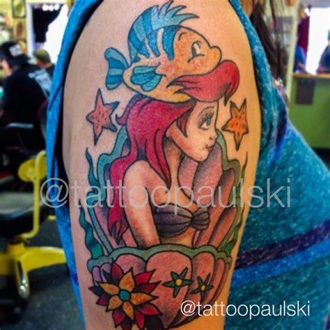 ariel the little mermaid tattoo designs 15 best mermaid ideas images on