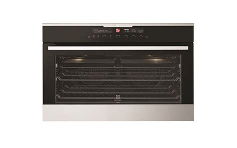 Built In Oven Electrolux Eog1102cox stainless steel 90cm built in oven evep916sb electrolux australia
