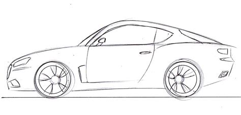 imagenes para dibujar un carro dibujos de carros dibujos de carros