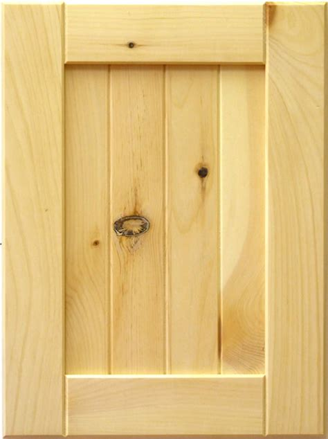 knotty pine kitchen cabinet doors mission v groove panel shaker kitchen cabinet door