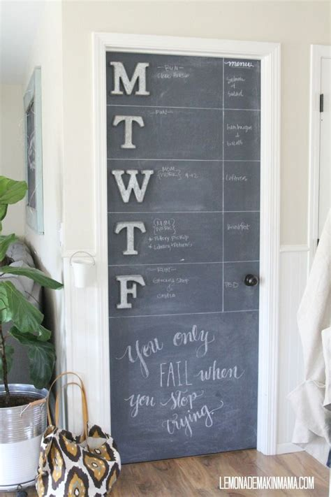 chalkboard kitchen wall ideas best 25 chalkboard walls ideas on