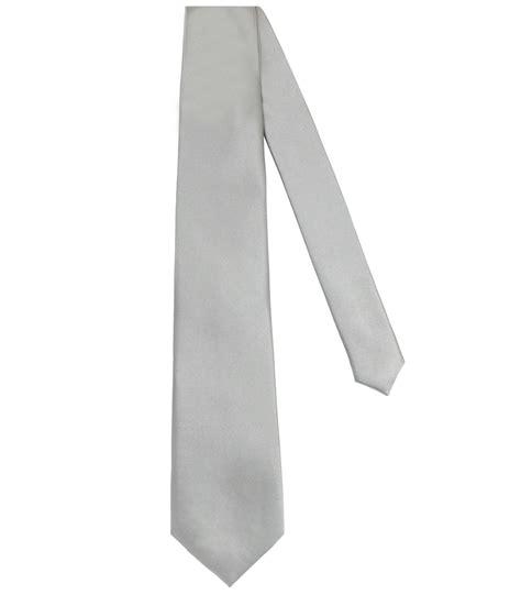 light grey silk tie ties men large blade silk full color light grey