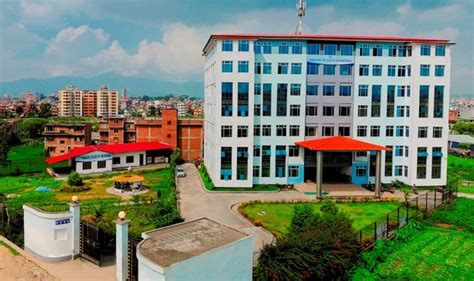 Himalayan Whitehouse College Mba by Himalaya College Of Engineering