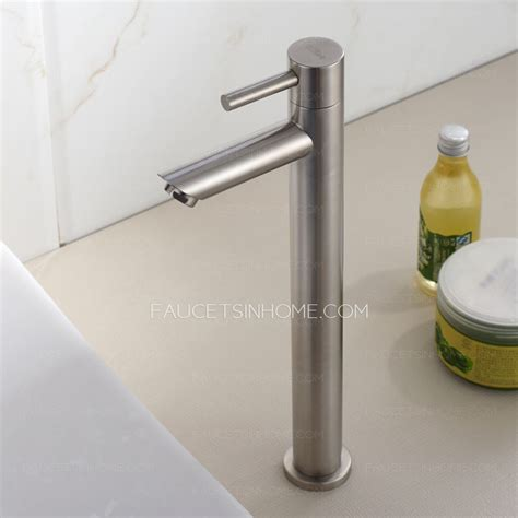 Cheap Vessel Sink Faucets by Cheap Stainless Steel Heightening Bathroom Vessel Sink Faucets