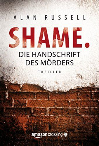 libro die of shame includes shame die handschrift des m 246 rders german edition alan russell amazon com mx libros
