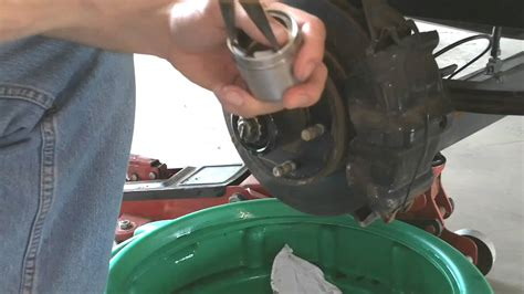 ranger boat trailer axle problems boat trailer parts hubs how to replace an oil seal