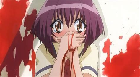 Anime Nosebleed by Anime Nosebleed Scientifically Explained Canne S Anime