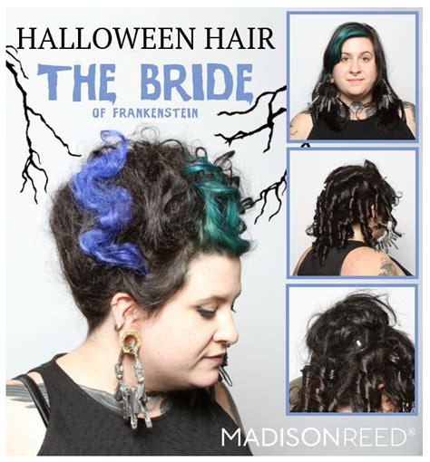 halloween hairstyles step by step hair tutorial more halloween hairstyle tricks indialynrose