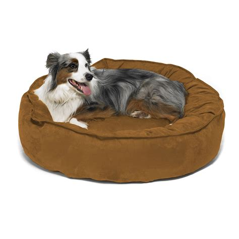 large dog bed big shrimpy nest dog bed