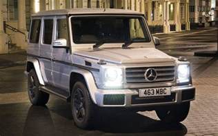 mercedes g class review a real tonka