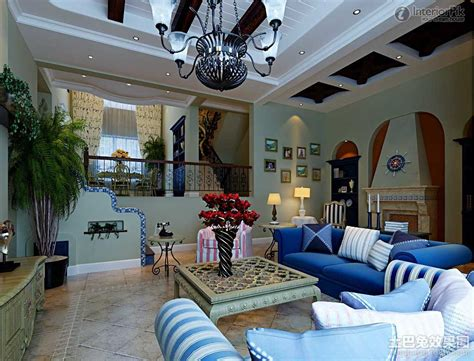front room mediterranean house plans living design