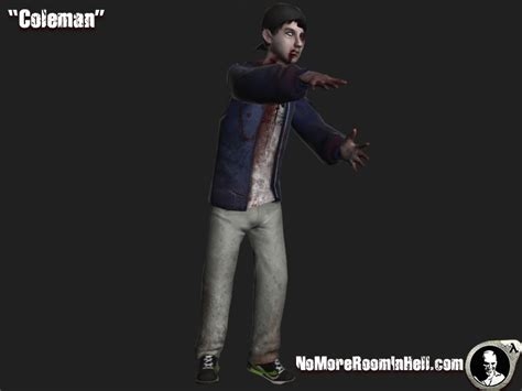 no more room in hell mods coleman image no more room in hell mod for half 2 mod db