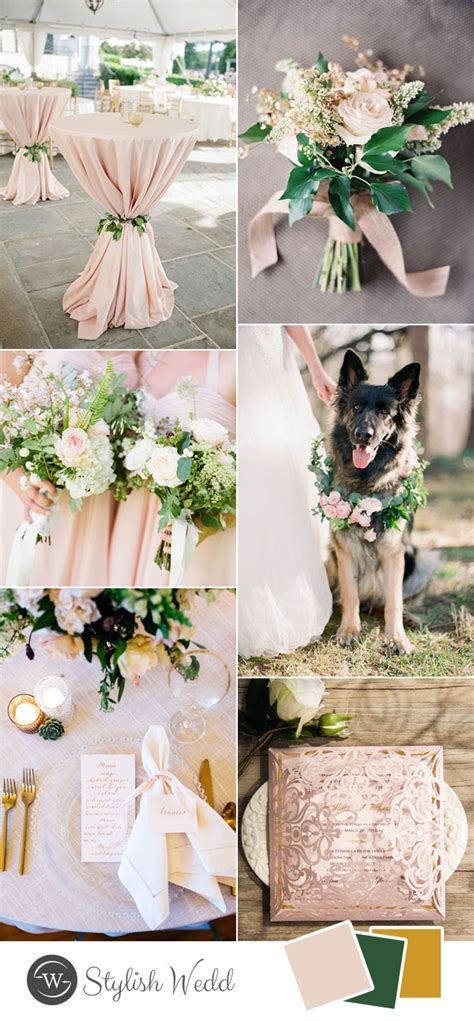 9 greenery inspired wedding colors that you t miss in 2017 stylish wedd