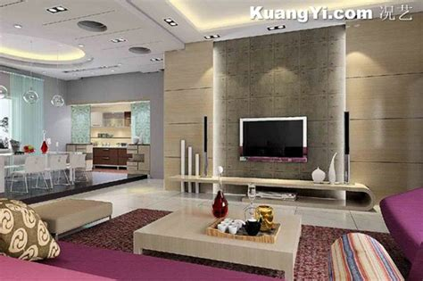 Kitchen Room Decoration Kitchen Modern Living Room Open Plan Kitchen Decoration