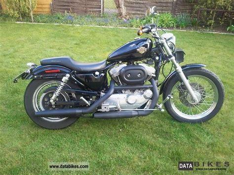 Harley Davidson 883 Hugger by 1996 Harley Davidson Sportster 883 Hugger Moto Zombdrive