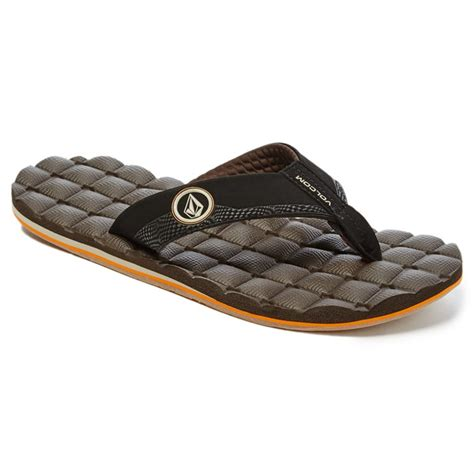 Volcom Recliner Sandals Volcom Recliner Sandals Evo Outlet