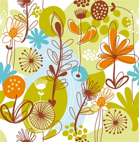 floral seamless pattern vector floral seamless pattern free vector graphics all free