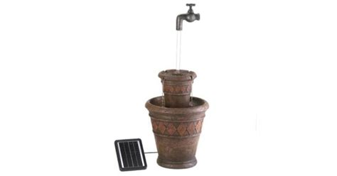 Floating Faucet by Floating Faucet Solar Outdoor Decor Lawn And Garden