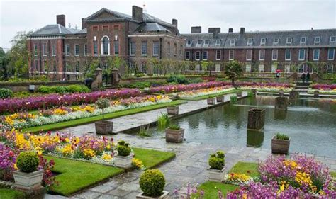kensinton palace kensington palace could feel like a prison to the newest